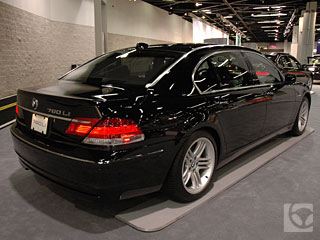 2006 Bmw 750li With Shadow Line Cars Wallpapers And Prices